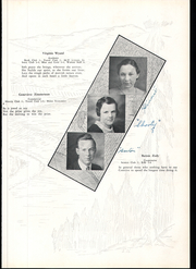Page 71, 1934 Edition, Waynesboro Area Senior High School - Wayarian Yearbook (Waynesboro, PA) online yearbook collection