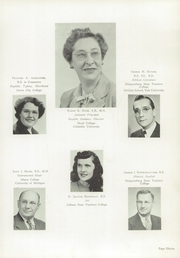 Page 15, 1949 Edition, Waynesboro Area Senior High School - Wayarian Yearbook (Waynesboro, PA) online yearbook collection