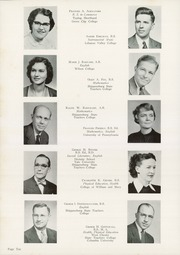 Page 14, 1953 Edition, Waynesboro Area Senior High School - Wayarian Yearbook (Waynesboro, PA) online yearbook collection