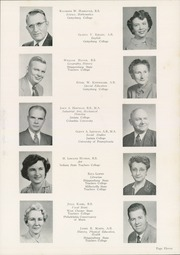 Page 15, 1953 Edition, Waynesboro Area Senior High School - Wayarian Yearbook (Waynesboro, PA) online yearbook collection