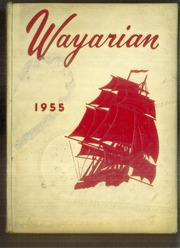 Waynesboro Area Senior High School - Wayarian Yearbook (Waynesboro, PA) online yearbook collection, 1955 Edition, Page 1