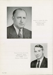 Page 12, 1955 Edition, Waynesboro Area Senior High School - Wayarian Yearbook (Waynesboro, PA) online yearbook collection