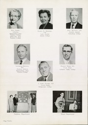 Page 16, 1955 Edition, Waynesboro Area Senior High School - Wayarian Yearbook (Waynesboro, PA) online yearbook collection