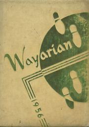 Waynesboro Area Senior High School - Wayarian Yearbook (Waynesboro, PA) online yearbook collection, 1956 Edition, Page 1