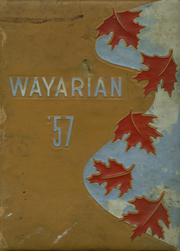 Waynesboro Area Senior High School - Wayarian Yearbook (Waynesboro, PA) online yearbook collection, 1957 Edition, Page 1