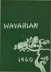 Page 1, 1960 Edition, Waynesboro Area Senior High School - Wayarian Yearbook (Waynesboro, PA) online yearbook collection
