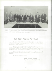 Page 16, 1960 Edition, Waynesboro Area Senior High School - Wayarian Yearbook (Waynesboro, PA) online yearbook collection