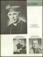 Page 14, 1958 Edition, Monsignor Bonner High School - Bon Aire Yearbook (Drexel Hill, PA) online yearbook collection