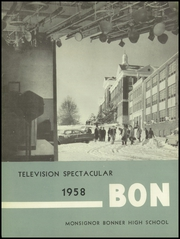 Page 6, 1958 Edition, Monsignor Bonner High School - Bon Aire Yearbook (Drexel Hill, PA) online yearbook collection