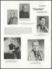 Page 15, 1960 Edition, Monsignor Bonner High School - Bon Aire Yearbook (Drexel Hill, PA) online yearbook collection