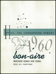 Page 6, 1960 Edition, Monsignor Bonner High School - Bon Aire Yearbook (Drexel Hill, PA) online yearbook collection