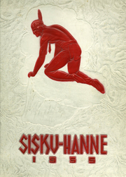 1955 Edition, Susquehanna Township High School - Sisku Hanne Yearbook (Harrisburg, PA)