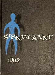 1962 Edition, Susquehanna Township High School - Sisku Hanne Yearbook (Harrisburg, PA)