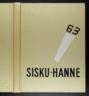 1963 Edition, Susquehanna Township High School - Sisku Hanne Yearbook (Harrisburg, PA)