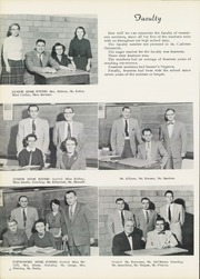 Page 10, 1956 Edition, West Allegheny High School - Alleghanian Yearbook (Imperial, PA) online yearbook collection