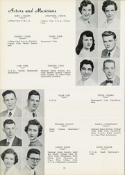 Page 14, 1956 Edition, West Allegheny High School - Alleghanian Yearbook (Imperial, PA) online yearbook collection