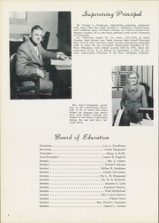 Page 8, 1956 Edition, West Allegheny High School - Alleghanian Yearbook (Imperial, PA) online yearbook collection