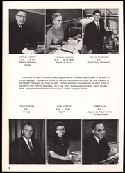 Page 16, 1966 Edition, West Allegheny High School - Alleghanian Yearbook (Imperial, PA) online yearbook collection