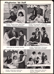 Page 6, 1966 Edition, West Allegheny High School - Alleghanian Yearbook (Imperial, PA) online yearbook collection