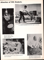 Page 9, 1966 Edition, West Allegheny High School - Alleghanian Yearbook (Imperial, PA) online yearbook collection