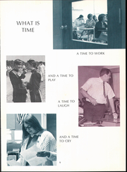 Page 9, 1970 Edition, Bermudian Springs High School - Eagle Yearbook (York Springs, PA) online yearbook collection