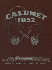 Page 1, 1952 Edition, Susquehannock High School - Calumet Yearbook (Glen Rock, PA) online yearbook collection