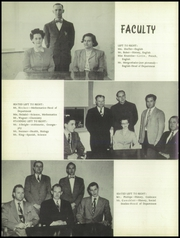 Page 12, 1952 Edition, Susquehannock High School - Calumet Yearbook (Glen Rock, PA) online yearbook collection