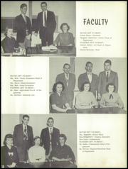 Page 13, 1952 Edition, Susquehannock High School - Calumet Yearbook (Glen Rock, PA) online yearbook collection