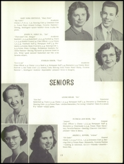 Page 17, 1952 Edition, Susquehannock High School - Calumet Yearbook (Glen Rock, PA) online yearbook collection