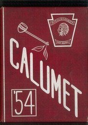 1954 Edition, Susquehannock High School - Calumet Yearbook (Glen Rock, PA)