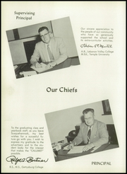 Page 12, 1957 Edition, Susquehannock High School - Calumet Yearbook (Glen Rock, PA) online yearbook collection