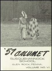 Page 5, 1957 Edition, Susquehannock High School - Calumet Yearbook (Glen Rock, PA) online yearbook collection