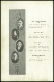 Page 14, 1923 Edition, Tyrone Area High School - Falcon Yearbook (Tyrone, PA) online yearbook collection