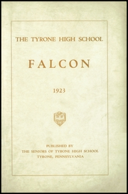 Page 3, 1923 Edition, Tyrone Area High School - Falcon Yearbook (Tyrone, PA) online yearbook collection
