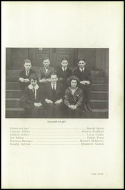 Page 9, 1923 Edition, Tyrone Area High School - Falcon Yearbook (Tyrone, PA) online yearbook collection