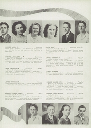 Page 17, 1949 Edition, Tyrone Area High School - Falcon Yearbook (Tyrone, PA) online yearbook collection