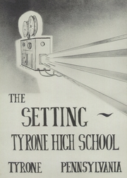 Page 6, 1949 Edition, Tyrone Area High School - Falcon Yearbook (Tyrone, PA) online yearbook collection