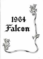 Page 7, 1964 Edition, Tyrone Area High School - Falcon Yearbook (Tyrone, PA) online yearbook collection