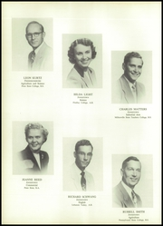 Page 14, 1954 Edition, Northern Lebanon High School - Archive Yearbook (Fredericksburg, PA) online yearbook collection