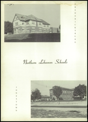 Page 6, 1954 Edition, Northern Lebanon High School - Archive Yearbook (Fredericksburg, PA) online yearbook collection