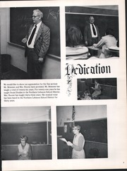 Page 6, 1977 Edition, Northern Lebanon High School - Archive Yearbook (Fredericksburg, PA) online yearbook collection