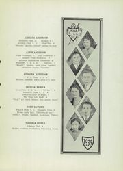 Page 15, 1934 Edition, Port Allegany Union High School - Tiger Lily Yearbook (Port Allegany, PA) online yearbook collection