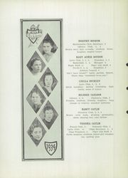 Page 16, 1934 Edition, Port Allegany Union High School - Tiger Lily Yearbook (Port Allegany, PA) online yearbook collection