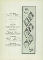 Page 17, 1934 Edition, Port Allegany Union High School - Tiger Lily Yearbook (Port Allegany, PA) online yearbook collection