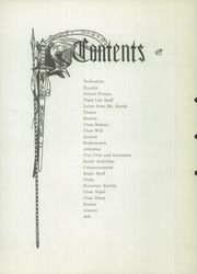 Page 6, 1934 Edition, Port Allegany Union High School - Tiger Lily Yearbook (Port Allegany, PA) online yearbook collection