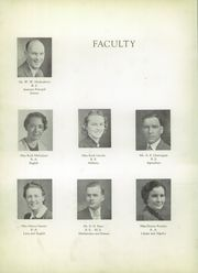 Page 14, 1939 Edition, Port Allegany Union High School - Tiger Lily Yearbook (Port Allegany, PA) online yearbook collection