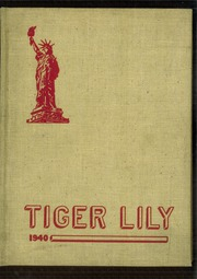 1940 Edition, Port Allegany Union High School - Tiger Lily Yearbook (Port Allegany, PA)
