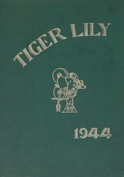 Page 1, 1944 Edition, Port Allegany Union High School - Tiger Lily Yearbook (Port Allegany, PA) online yearbook collection