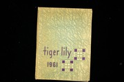 1961 Edition, Port Allegany Union High School - Tiger Lily Yearbook (Port Allegany, PA)