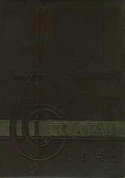 Page 1, 1945 Edition, Pottstown High School - Troiad Yearbook (Pottstown, PA) online yearbook collection